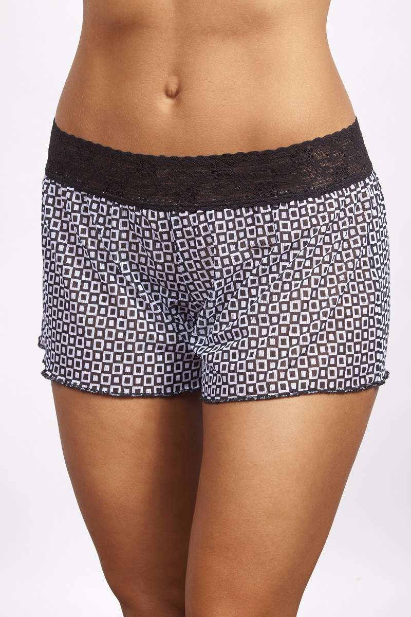 Mesh Sleep Short