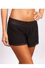 Mesh Bridget Double Layer Short