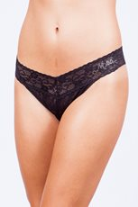 Crystal Mrs. Lowrise Thong