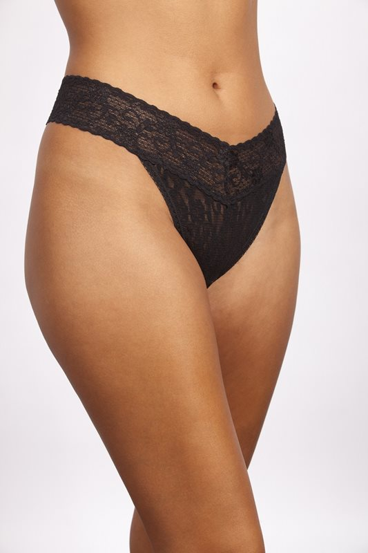 Mac Mid Rise Thong