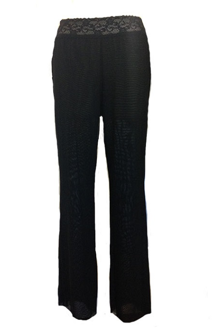 Mesh Single Layer Lounge Pant